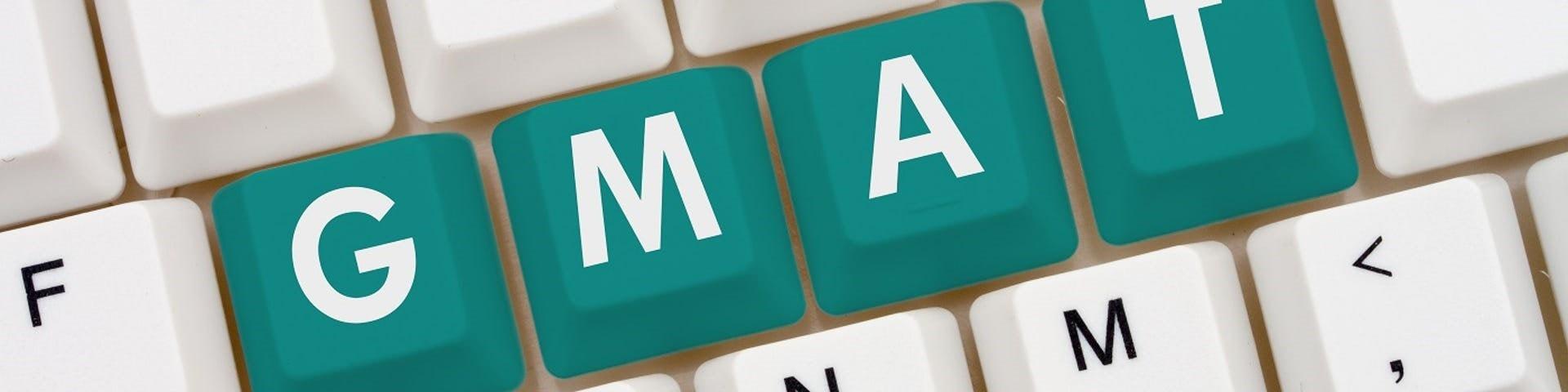 بخشهای مختلف آزمون GMAT